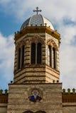 ortodoksyjny wieży kościoła Fotografia Stock