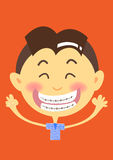 Ortodontico Immagini Stock Libere da Diritti