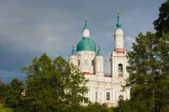 ortodox церков Стоковое Изображение RF
