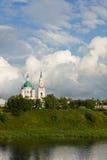 ortodox церков Стоковые Изображения