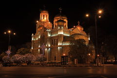 Ortodox Cathedral Royalty Free Stock Image