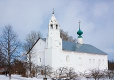 Ortodox church (1551) Royalty Free Stock Photography