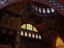 Ortodox Church6 Arkivfoton