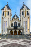 Ortodox church in Brasov Stock Photo
