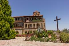 Ortodox church Holy Greece Monastery Royalty Free Stock Photography