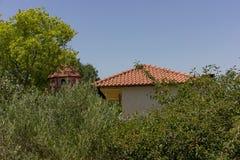Ortodox church Holy Greece Monastery Royalty Free Stock Photos