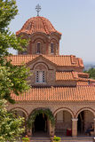 Ortodox church Holy Greece Monastery Stock Images