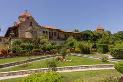 Ortodox church Holy Greece Monastery Royalty Free Stock Images