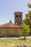 Ortodox church Holy Greece Monastery Stock Image