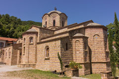 Ortodox church Holy Greece Monastery Stock Image