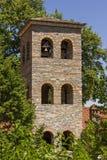 Ortodox church Holy Greece Monastery Stock Photo