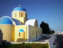 Ortodox Church Stock Photo