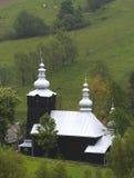 Ortodox church - poland - banica Royalty Free Stock Photography