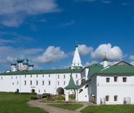 Ortodox church at Suzdal Stock Photography