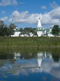 Ortodox church at Suzdal Royalty Free Stock Photography