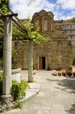 Ortodox church in Thessaloniki Royalty Free Stock Photography