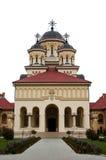 ortodox domkyrka Arkivfoto