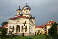ortodox domkyrka Royaltyfri Foto