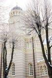 Ortodox domkyrka Royaltyfria Foton