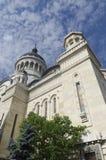 Ortodox domkyrka, Cluj Napoca, Rumänien Royaltyfria Bilder