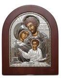 ortodox familjsymbol Arkivfoton
