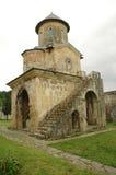 ortodox gelatigeorgia kloster Royaltyfria Bilder