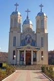 ortodox generisk kloster Arkivbild