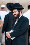 Ortodox jew arkivfoto