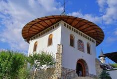 ortodox kloster fotografering för bildbyråer