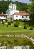 Ortodox kloster Kaona Arkivbild