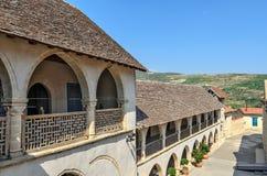 Ortodox kloster på Cypern Royaltyfri Bild