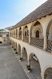 Ortodox kloster på Cypern Arkivbilder