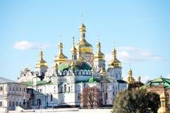 ortodox kristen historisk kloster royaltyfri foto