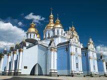 Ortodox kyrka Royaltyfria Bilder