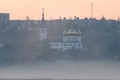 Ortodox kyrka Royaltyfri Bild