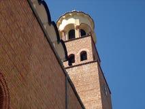 Ortodox kyrka Alexandropoli arkivfoton