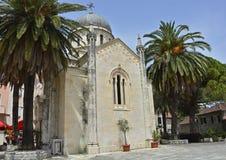 Ortodox kyrka av ärkeängeln Michael Royaltyfri Foto