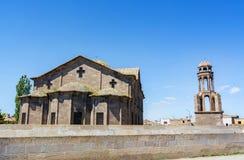Ortodox kyrka av den helgonTheodoros Trion derinkuyuen, Turkiet royaltyfri foto