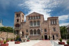 Ortodox kyrka av helgonet Demetrios Royaltyfri Bild