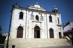 Ortodox kyrka för Biserica metamorfos i Constanta Rumänien Arkivfoton