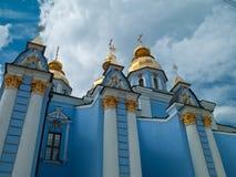 Ortodox kyrka för foto Arkivbilder