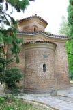 Ortodox kyrka i Boyana fotografering för bildbyråer
