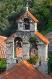 Ortodox kyrka. Kloster Gradiste Royaltyfria Bilder