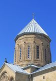 ortodox kyrklig kupol Royaltyfria Foton