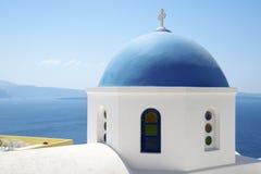 ortodox kyrklig kupol Fotografering för Bildbyråer