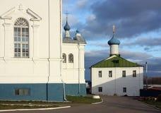 Ortodox monastery Stock Photo
