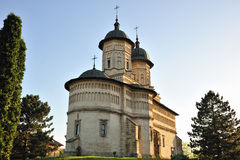 Ortodox monastery made by stone Royalty Free Stock Photography