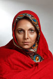 ortodox nunna Arkivfoton