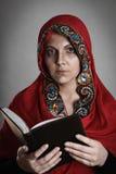 ortodox nunna Fotografering för Bildbyråer