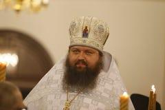 Ortodox präst Servant av guden Royaltyfri Bild